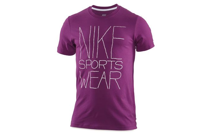 Nike Sports Wear Stacked Tee 1