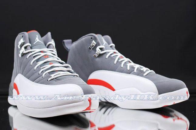 Air Jordan 12 Cool Grey 04 1