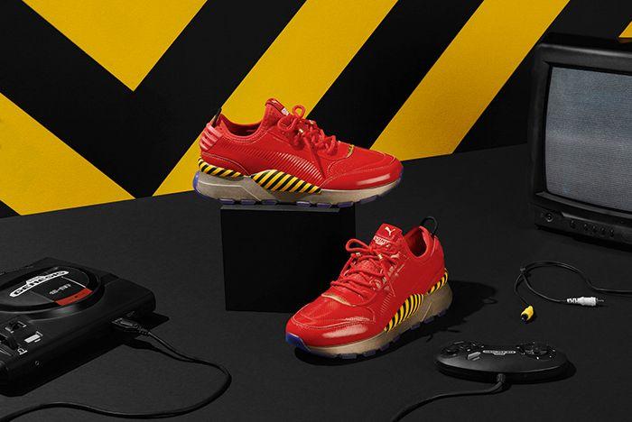 Puma Sega Rs 0 Sonic And Dr Eggman Release Date Price 05 Sneaker Freaker
