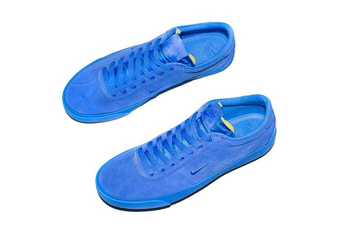 Nike Sb Zoom Bruin Pacific Blue Aq7941 400 Release Date Pair