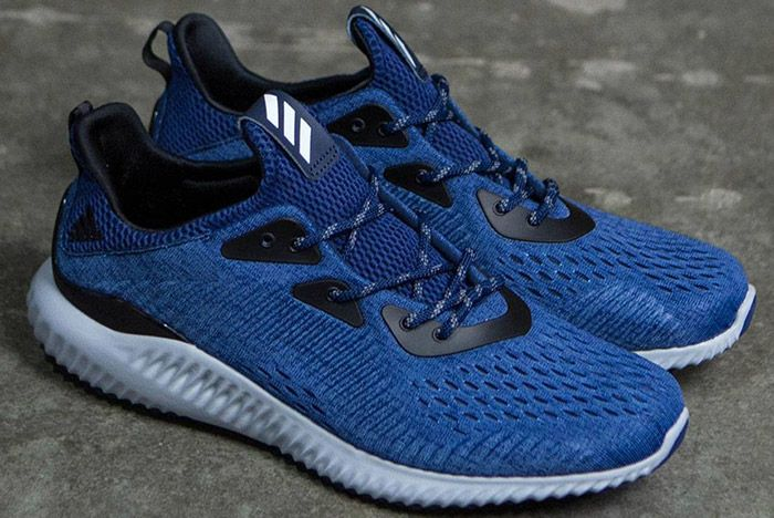 Adidas Alphabounce Engineered Mesh Collegiate Blue 4