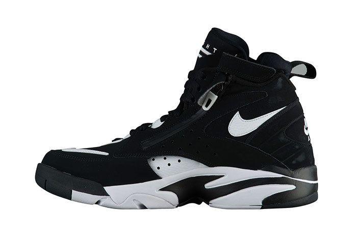 Nike Aor Maestro 2 Black 2
