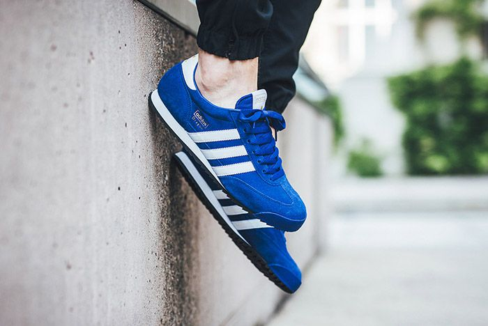 Adidas Dragon Royal Blue 1