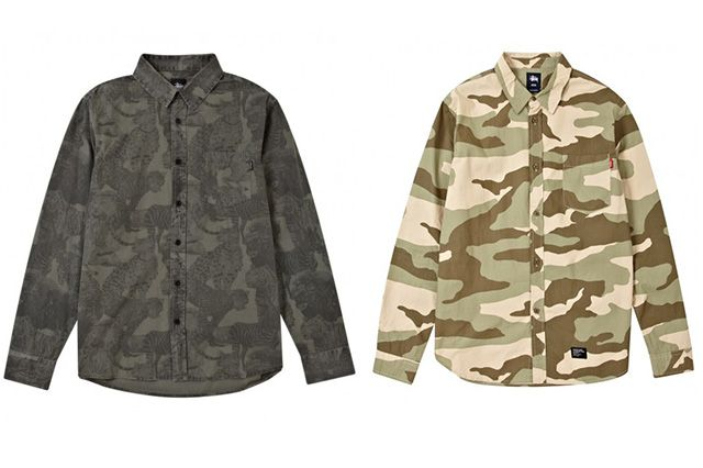 Stussy Fall 13 Collection Overkill