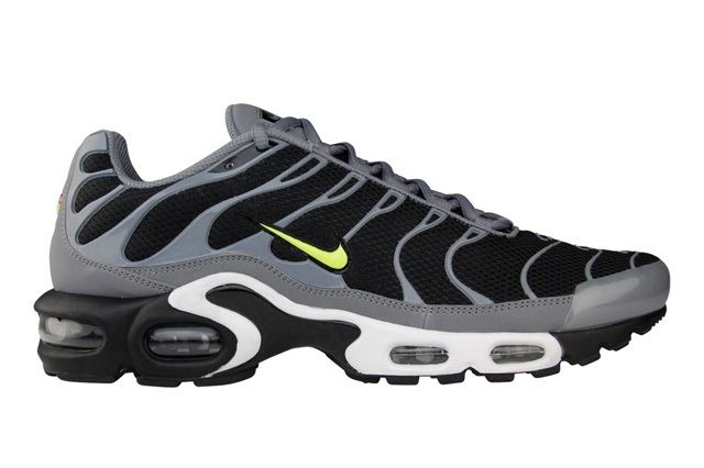 Nike Air Max Plus Coolgrey Volt 4