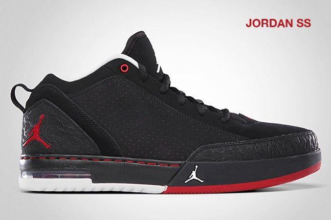 Jordan Ss Black 1