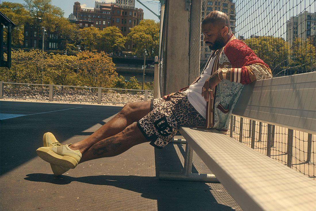 Dolce&Gabbana x P.J. Tucker Miami