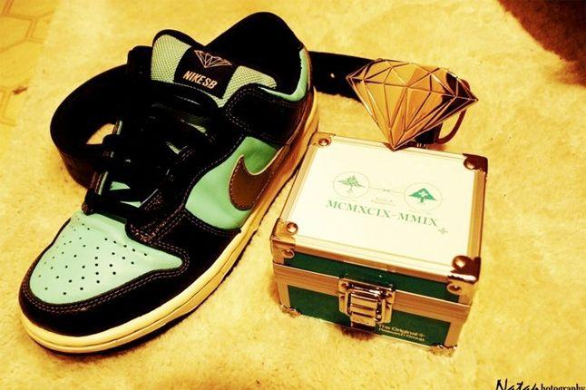 Nike Sb Tiffany 2 1