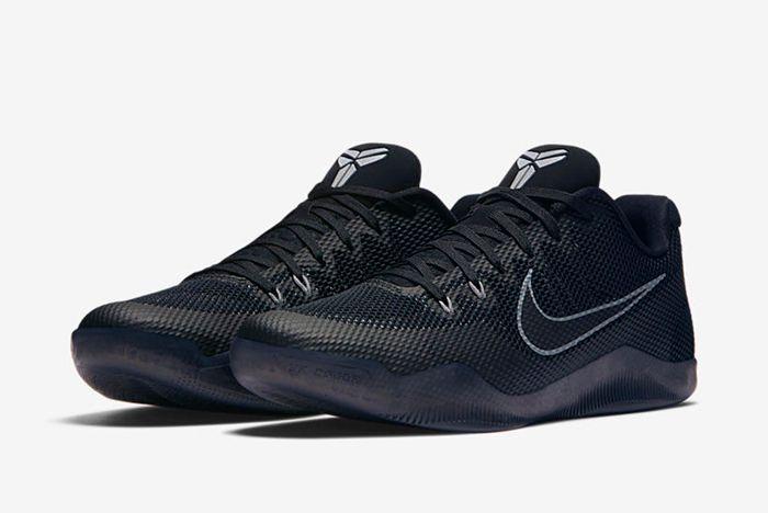 Nike Kobe 11 Blackout 6