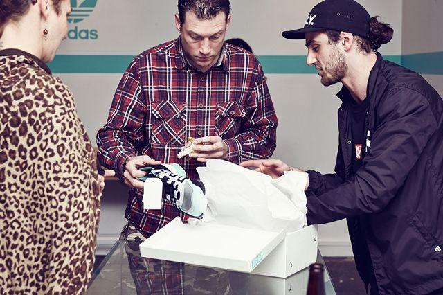 Sneaker Freaker Adidas Torsion Integral S Launch 14
