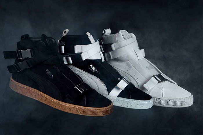 The Weeknd Puma Suede Xo 1