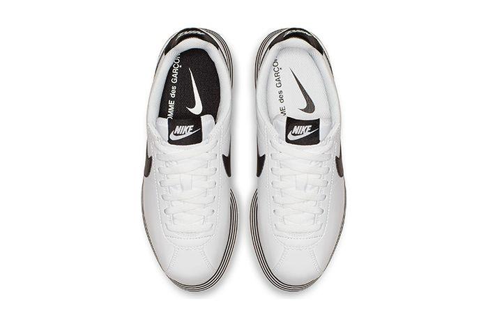 Comme Des Garcons Nike Cortez Platform 2
