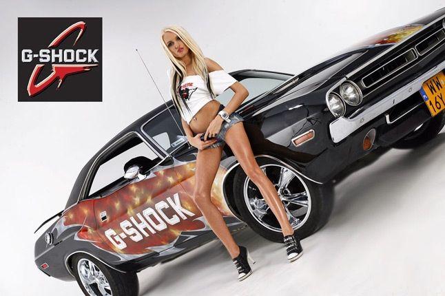Dodge G Shock 1 1