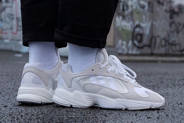 Adidas Yung 1 On Feet 1