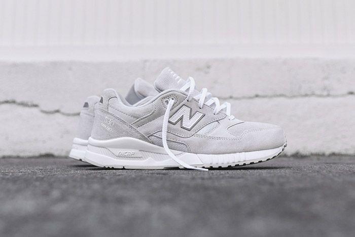 New Balance 530 Light Grey 1