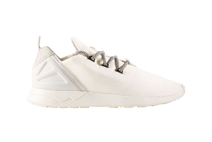 Adidas Zx Flux Adv X White Mesh 3