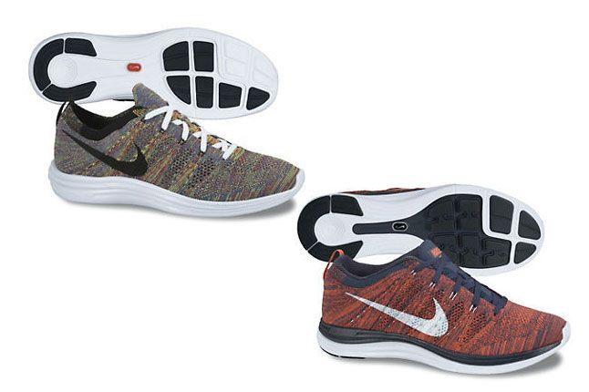 Nike Lunar Flyknit 1 Multi Color Pack 2013 1