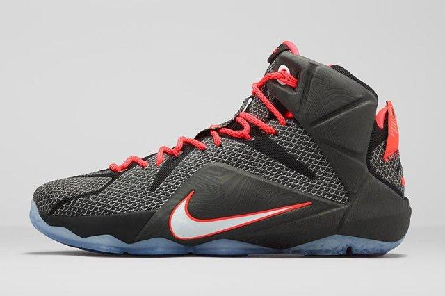 Nike Lebron 12 Court Vision 3