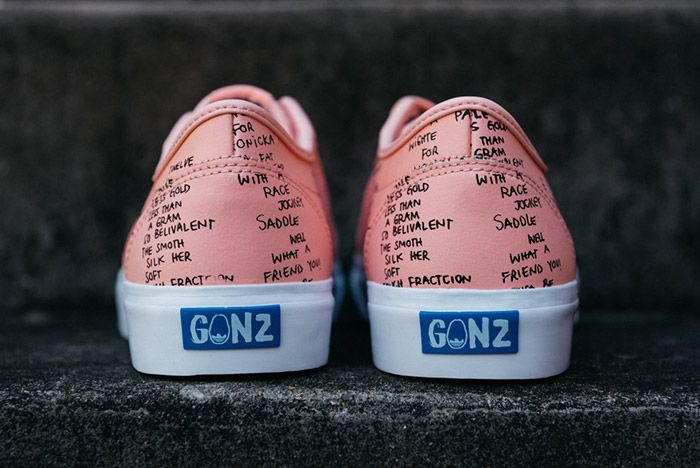 Gonz Adidas Adi Ease Coral 2