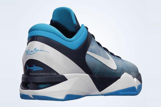 Nike Zoom Kobe Vii Shark 132 1