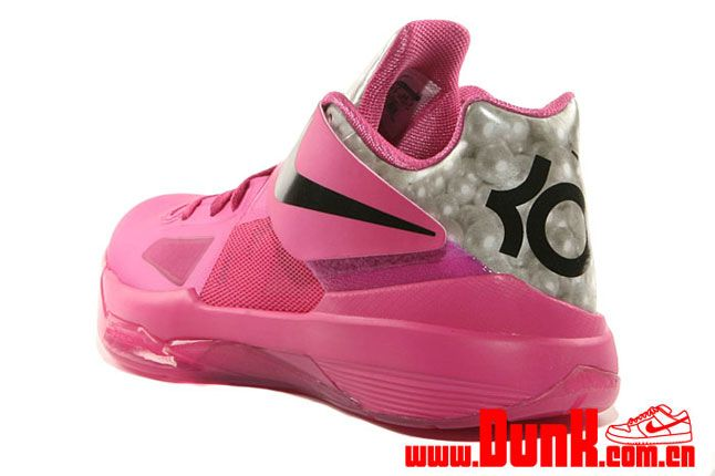 Nike Kd4 Aunt Pearl Think Pink 04 1