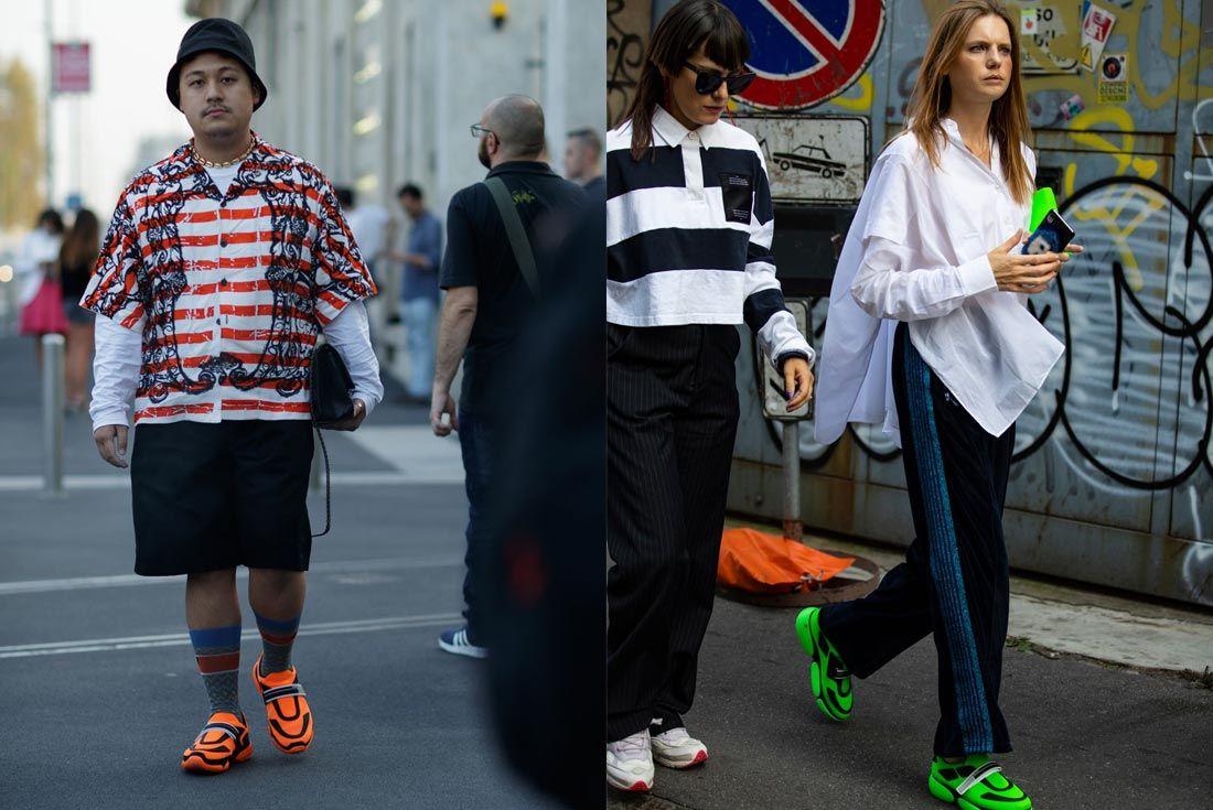 Style Recap Takeaways From Milan Fashion Week Ss19 4