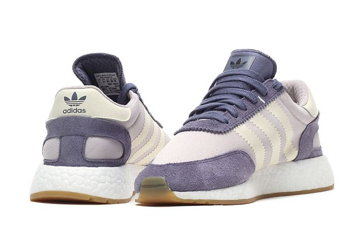 Adidas Iniki Runner Boost Purple 4