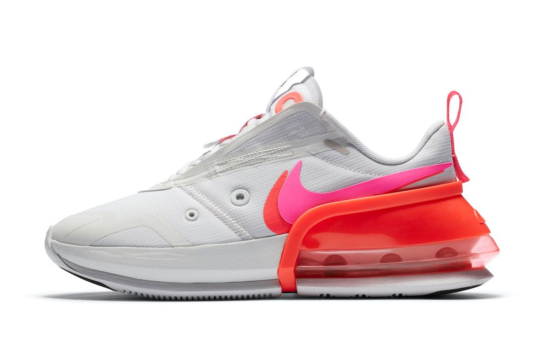 Nike Air Max Up White Left