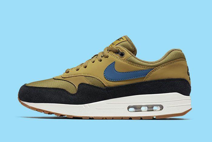 Nike Air Max 1 Golden Moss Sneaker Freaker2