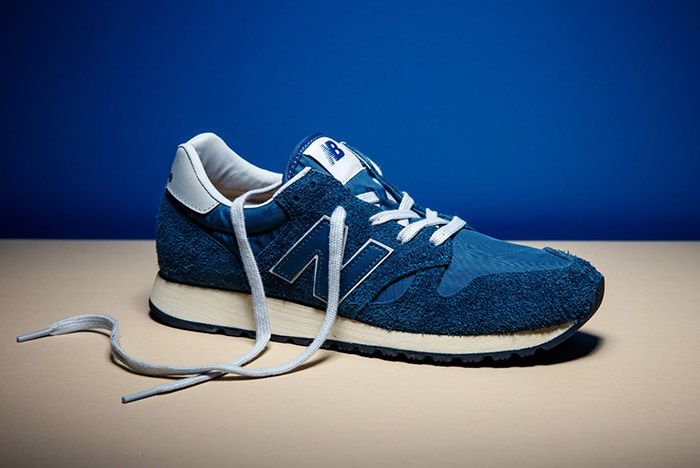 New Balance 520 Hairy Suede 3 1