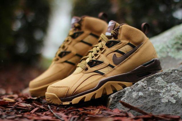 Nike Air Trainer Sc High Sneakerboot Wheat Bump 4