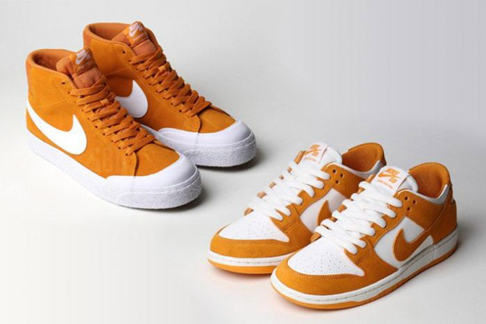 Nike Sb Circuit Orange Thumb