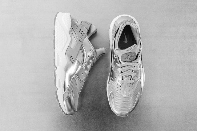 Nike Huarache Metalic 4