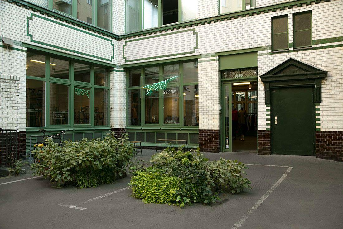 Voo Store Berlin Front