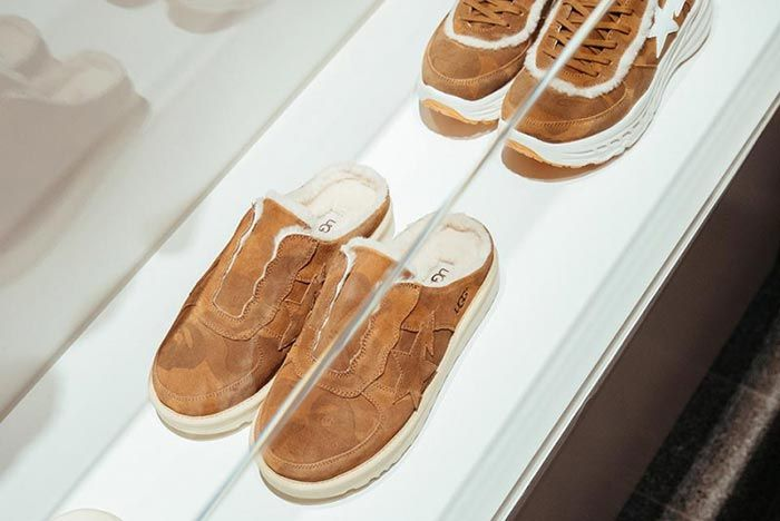 Bape Ugg Boots Release 1