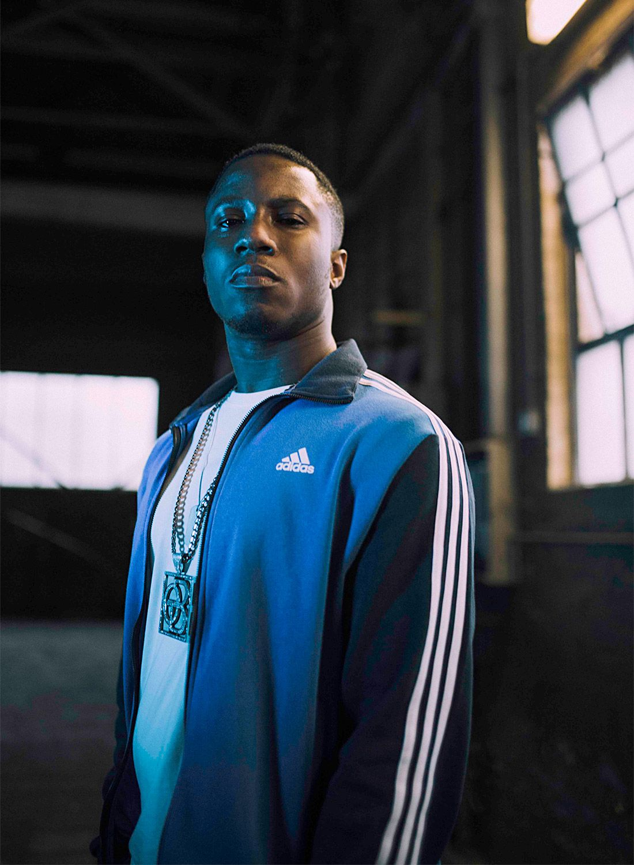 Adidas Prophere London England Fredo Suspect Harlem Spartans Sneaker Freaker 14