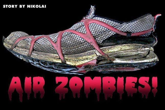 Air Zombies Beater Kukinis 1 1