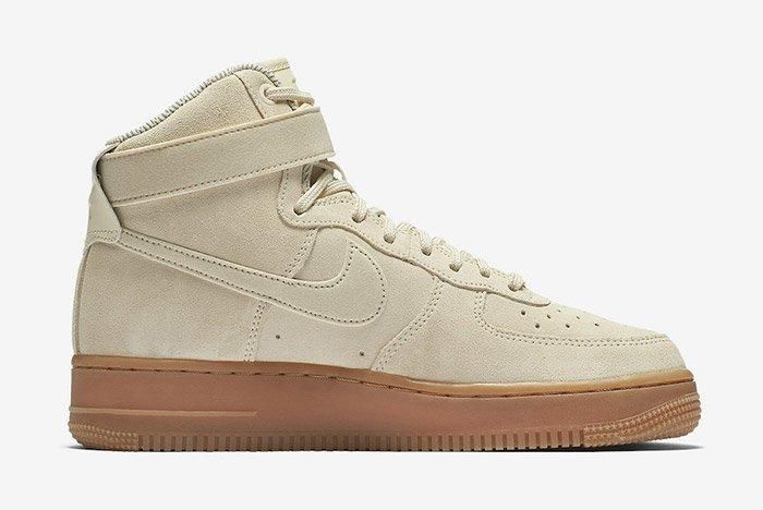 Nike Air Force 1 High Ivory Gum 4