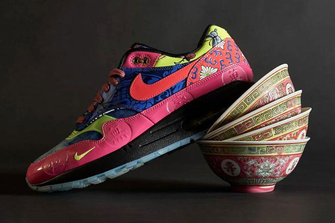 Nike Air Max 1 Chinese New Year Longevity