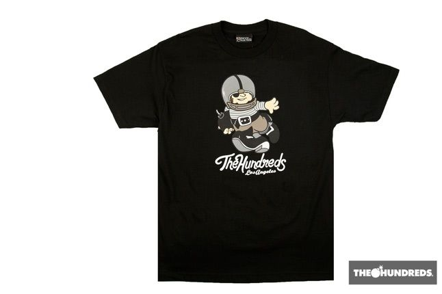 The Hundreds Rosewood Tee 6 1