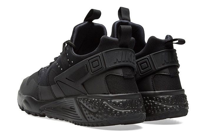 Nike Air Huarache Utility Black 4