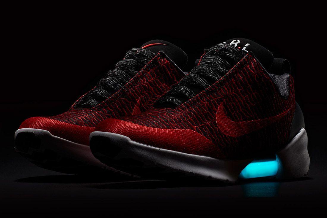 Nike Hyperadapt 1 Habanero 3
