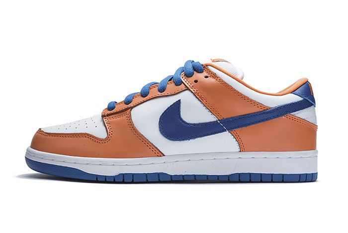 Nike Sb Dunk Low Supa Lateral Side