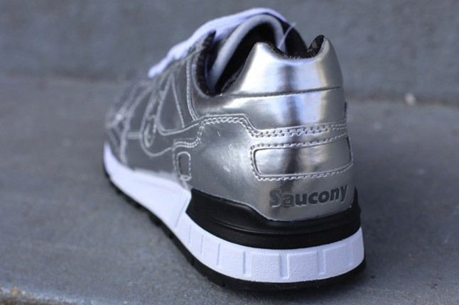Play Cloths Saucony Silver Heel 1