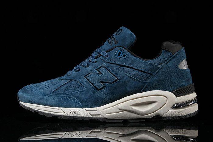 New Balance 990 V2 North Seab Blue 6