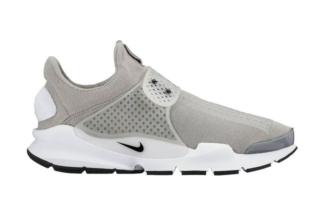Nike Sock Dart Grey White