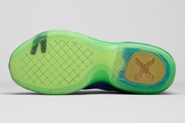 Nike Kobe X Emerald City 5