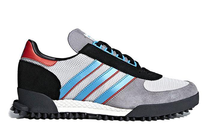 Adidas Originals Marathon Tr Grey Three F17 Chalk White Core Black B28134 Sneaker Freaker