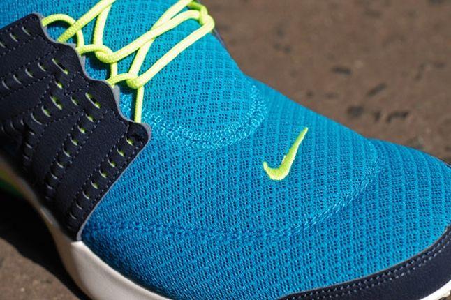 Nike Lunar Presto Neoturquoise Volt Toe Detail 1
