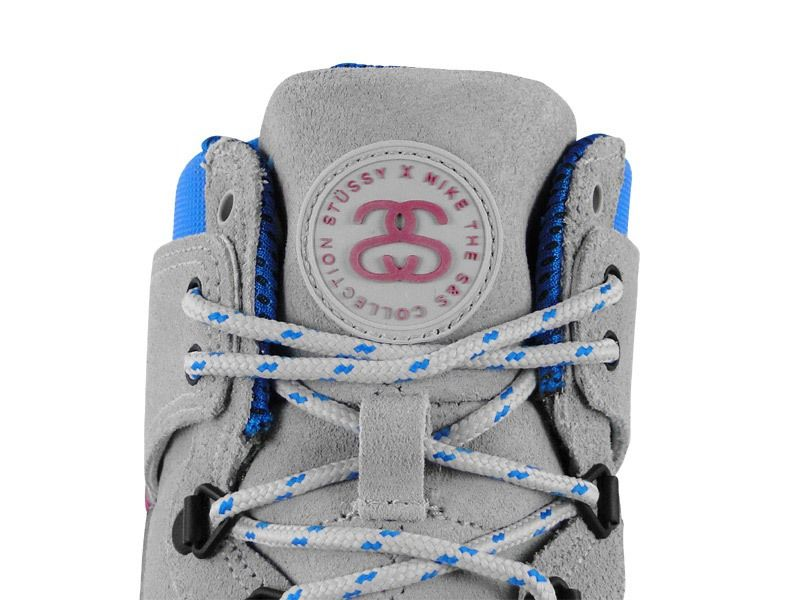 Nike Stussy Dunk High Oms Tongue 1